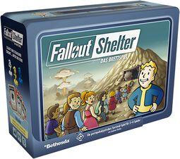 Shelter - Das Brettspiel