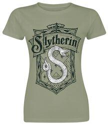 Slytherin - Shrewder