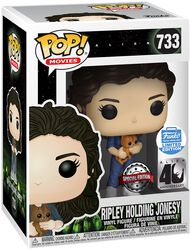 40th - Ripley holding Jonesy (Funko Shop Europe) Vinyl Figure 733