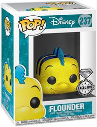 Fabius - Flounder (Diamond Collection) Vinyl Figure 237