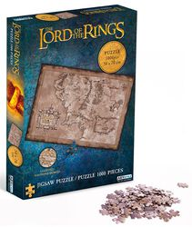 Jigsaw Puzzle - Middle Earth