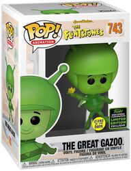 Familie Feuerstein ECCC 2020 - The Great Gazoo (Funko Shop Europe) Vinyl Figure 743