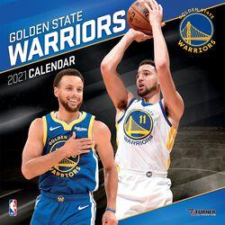 Golden State Warriors - Kalender 2021