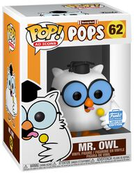 Ad Icons: TootsieRoll Pops - Mr. Owl (Funko Shop Europe) Vinyl Figur 62