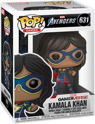Kamala Khan Vinyl Figur 631