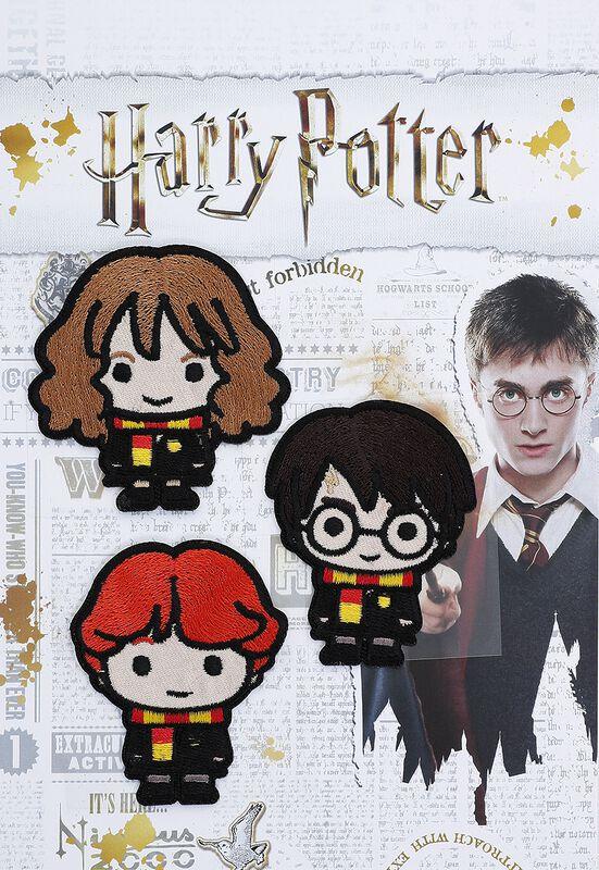 Harry, Ron und Hermine