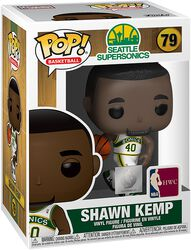 Seattle SuperSonics - Shawn Kemp Vinyl Figur 79