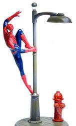 Spider-Man Lampe