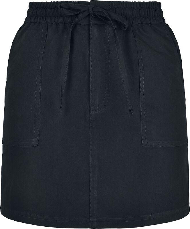 Ladies Viskose Twill Skirt