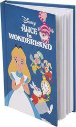 Alice Taschen-Notizbuch