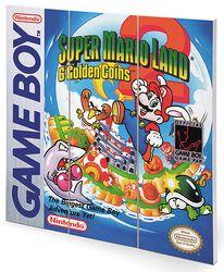 Super Mario Land 2 - Game Boy Cover
