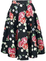 Collarette 50's Skirt