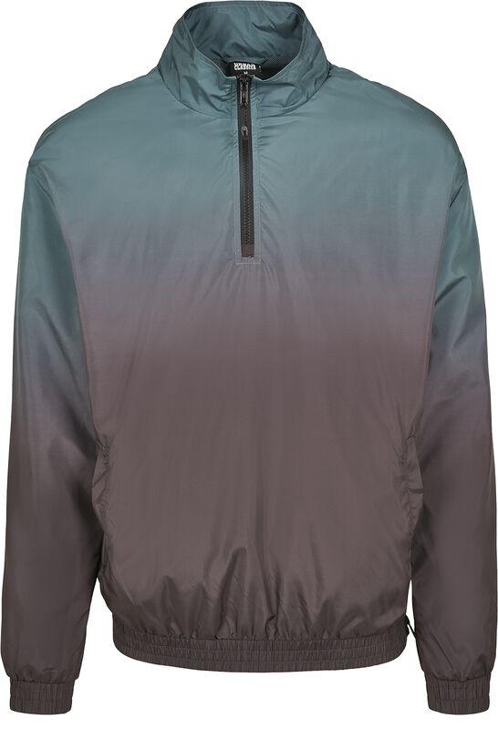 Gradient Pull Over Jacket