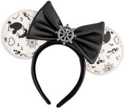 Loungefly - Steamboat Willie Ears - Minnie