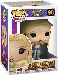 Spears, Britney Slave 4 U Vinyl Figure 98