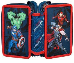 Avengers Tripledecker Schüler-Etui