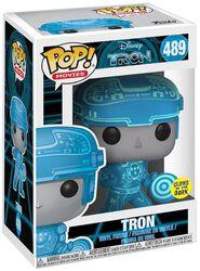 Tron Tron (GITD) (Chase Edition möglich) Vinyl Figure 489