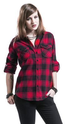 Amy Flanell Checkshirt