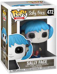 Sally Face Vinyl Figur 472