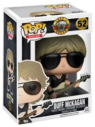 GN'R Duff McKagan Rocks Vinyl Figure 52