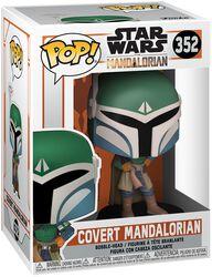 The Mandalorian - Covert Mandalorian Vinyl Figur 352