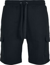 Organic Cargo Sweat Shorts