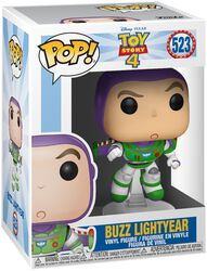4 - Buzz Lightyear Vinyl Figure 523