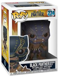 Black Panther Warrior Fall Vinyl Figure 274