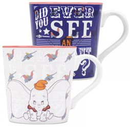 Did You Ever See - Tasse mit Thermoeffekt