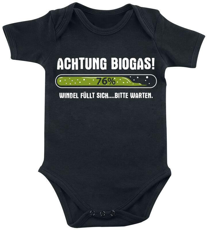 Achtung Biogas!