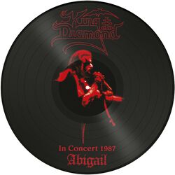 Abigail - In concert 1987