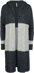 Two Colours Cardigan