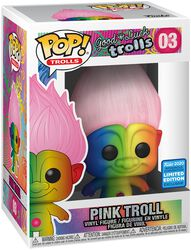 Pink Troll (WonderCon) Vinyl Figur 03