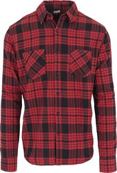 Checked Flanell Shirt 2