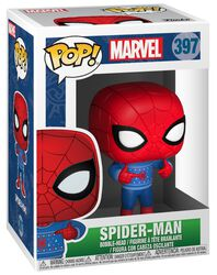 Spider-Man (Holiday) Vinyl Figure 397