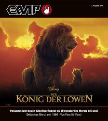 EMP Magazin Ausgabe Entertainment Unisex 03 2019 Schweiz/FL