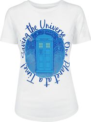 Tardis - Saving The Universe
