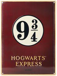 Gleis 9 3/4 - Hogwarts Express