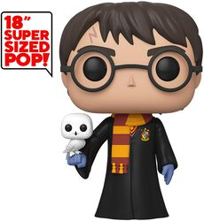 Harry Potter (Life Size) Vinyl Figur 01