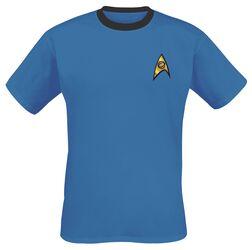 Blue Uniform