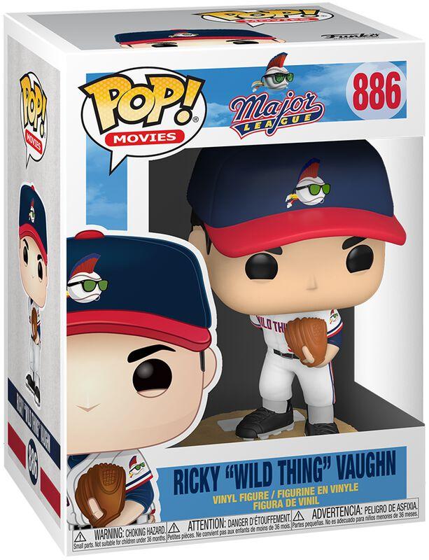 Ricky Vaughn (Chase Edition möglich) Vinyl Figur 886