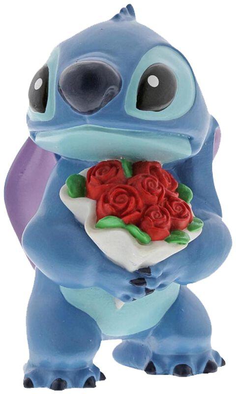 Stitch Flowers Figurine