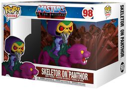 Skeletor on Panthor (Pop! Rides) Vinyl Figur 98