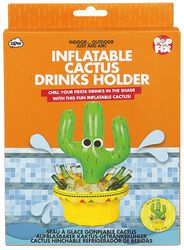 Kaktus Getränkehalter