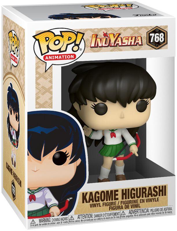 InuYasha Kagome Higurashi Vinyl Figur 768