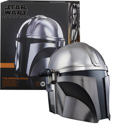 The Black Series - The Mandalorian - Elektronischer Helm