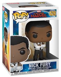 Nick Fury Vinyl Figure 428
