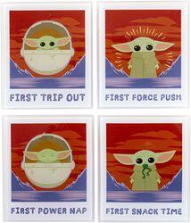 The Mandalorian - The Child (Baby Yoda) - Polaroids