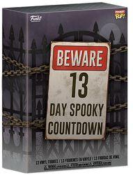 Beware 13 Day Spooky Countdown Halloweenkalender 2020