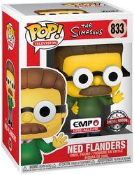 Simpsons Ned Flanders Vinyl Figur 833
